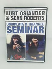 Omoplata & Triangle Seminar Kurt Osiander & Sean Roberts Jiu Jitsu Budo Videos