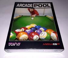 Arcade Pool Commodore Amiga CD32 Boxed New Sealed