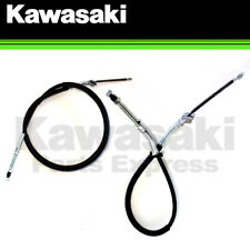NEW 2005-2019 GENUINE KAWASAKI MULE 600 610 SX LEFT & RIGHT PARKING BRAKE CABLES