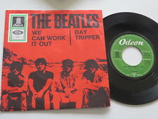 """The Beatles -We Can work it out/ Day Tripper German Picture Sleeve 7"""" Nice Copy"""