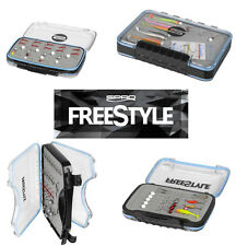FREESTYLE Rigged Box S/M/L/XL wasserdichte Hardcase Tackle & Zubehör Boxen SPRO