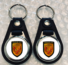 TRANS AM KEYCHAINS 2 PACK CLASSIC 20th set