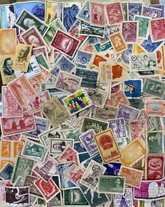 China collection of 120+ Good stamps , mostly different