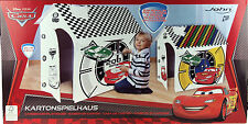 DISNEY CARS PLAY HOUSE CARDBOARD COLOUR IN YOUR OWN COLOURING SET BRAND NEW BOXE