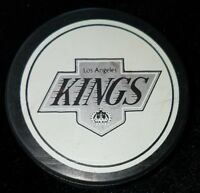 WAYNE GRETZKY HOF LOS ANGELES KINGS LA VINTAGE PUCK CANADA OLD GENERAL TIRE SLUG