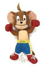"Vintage Tom & Jerry 9"" Boxing Champion Mouse Plush NANCO"