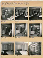 Hôtel Royal Alma c. 1950 - 15 Photos Intérieur  - Pl 10