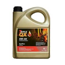 5 Litres 5L Triple QX SynPlus 5W40 Fully Synthetic Car Engine Oil- A3 B3 B4