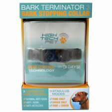lm High Tech Pet Bark Terminator 3 1 Count
