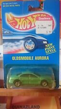 hot wheels Oldsmobile Aurora Collector 265 vitre noire (9994)