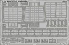 Eduard 1:72 Halifax B Mk.Iii Wing Bomb Bays PE Detail Set For Revell #72626