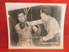 Tami Mauriello Staggers (Joe) Louis Boxing Photo on Photo Paper