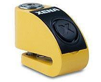 Xena XZZ6 mini disc lock con allarme