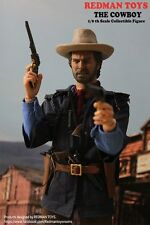 REDMAN TOYS 1/6 Wales Clint Eastwood Figure The Good,the bad and the ugly Cowboy