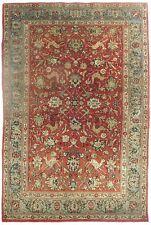 """Persian Rug. 4'9""""x 7'1"""""""