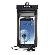 DRiPRO Sporty Waterproof Case with waterproof earphone for Galaxy S3 / S4