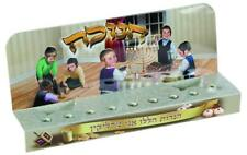 Tin Metal Kids MENORAH - - - jewish menorah with painting hanukkah hanuka mnorah