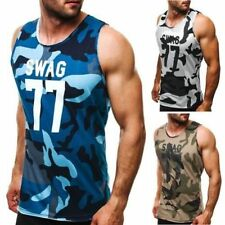 Cotton Blend Fitness Big & Tall Activewear for Men