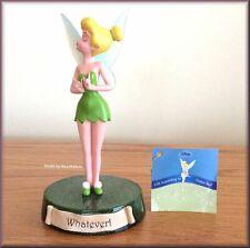Disney Tinker Bell Whatever Figurine 6 Inches High Figurine  Free U.S. Ship