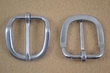 """Buckle, Heel - 1"""" - Stainless Steel - Pack of 10 (F505)"""