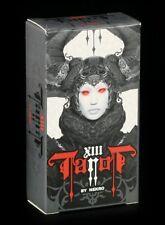 Tarotkarten - Nekro - Tarot Karten Fantasy Gothic legen Magie