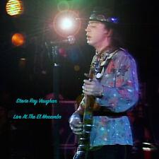 Stevie Ray Vaughan Live El MOCAMBO AUDIO CD