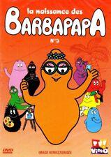 Barbapapa, vol. 3 : la naissance des barbapapa - DVD - NEUF - VERSION FRANÇAISE