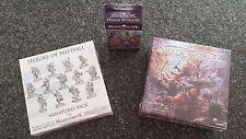 Shadowscape + Heroes of Mistfall + Deeper Dungeon Expansion (Kickstarter)