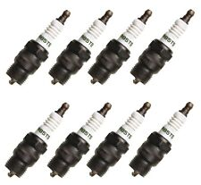 Set Of 8 Spark Plugs AcDelco For Ford F-100 Lincoln Capri Mercury Voyager V8