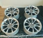 Audi A5 Oem Factory Alloy Wheel Rim 10 Twisted Spoke 18 X 8.5 Very Used