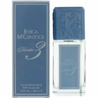 Number 3 by Jessica McClintock perfume for women EDP 3.3 / 3.4 oz New in Box