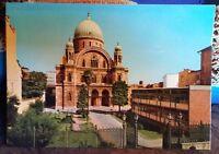 Jewish Synagogue Florence Italy Vintage Postcard Unused