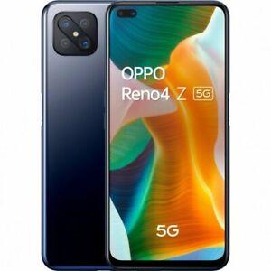OPPO RENO4 Z 5G 128GB+8GB RAM 6,57'' 48MP/16MP SMARTPHONE MÓVIL LIBRE NEGRO 5G
