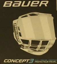 Bauer Consept 3 Junior Full Facial Protector