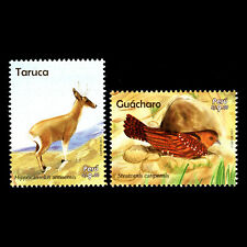 Peru 2018 - Fauna of Peru Birds - MNH