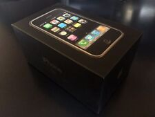 RARE APPLE iPhone 1st Generation 16GB (AT&T) Matching Box COLLECTIBLE!