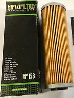 Filtro Olio Hiflo HF158 per KTM SM T - 990 cc - anni: 2010 - 2013