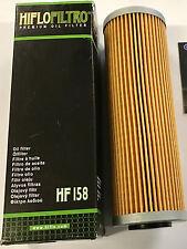 Filtro Olio Hiflo HF158 per KTM Adventure - 950 cc - anni: 2003 - 2006