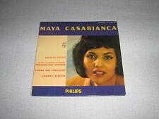 MAYA CASABIANCA EP FRANCE GUITARE-TANGO