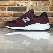 New Balance 999 Made In USA Maroon Navy M999JTA Men's Size 6 D KITH Ronnie Fieg