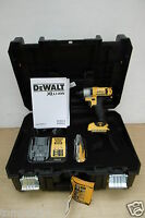DEWALT XR DCF815D2 10.8V IMPACT DRIVER SCREWDRIVER 2 AH LI-ION IN TSTAK CASE