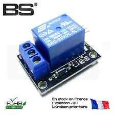 1 channel relay module 10A 250V relais 1 canal 5.0V Arduino Pi STM32 ESP8266 BLE
