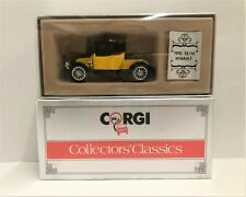 Corgi Collectors' Classics 1/43 Scale C862 1910 12/16 Renault Diecast Ltd Ed