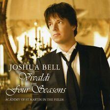 Joshua Bell - Vivaldi: The Four Seasons  2009 (NEW CD)