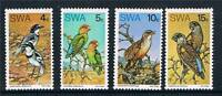 South West Africa 1974 Rare Birds SG 260/3 MNH