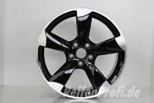 ORIGINALE Audi a1 8x S LINE Cerchio singolo 8x0601025af 18 pollici 255-ce