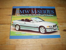 Book - BMW M-Series Collector's Guide 1979-97 by Chris Rees.