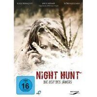 NIGHT HUNT-DIE ZEIT DES JÄGERS  DVD++++++++THRILLER+++++++ NEU