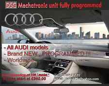 Nuovo di Zecca Audi DSG la meccatronica unità, S Tronic TT, A1, A3, S3, A4, S4, A6, S6, A8, S8, B8