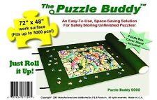 Puzzle Buddy 5000 Jigsaw Puzzle Mat, Large #4MQ
